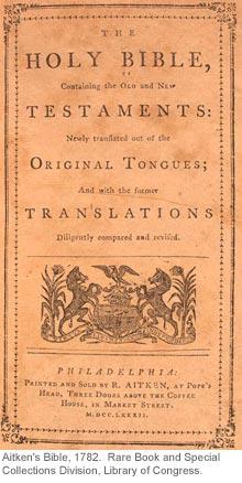 Aitken's Bible