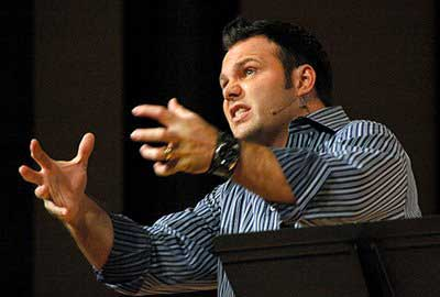 Mark Driscoll Kicks His Own Ass | Wittenburg Door
