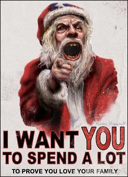 Uncle Santa needs you